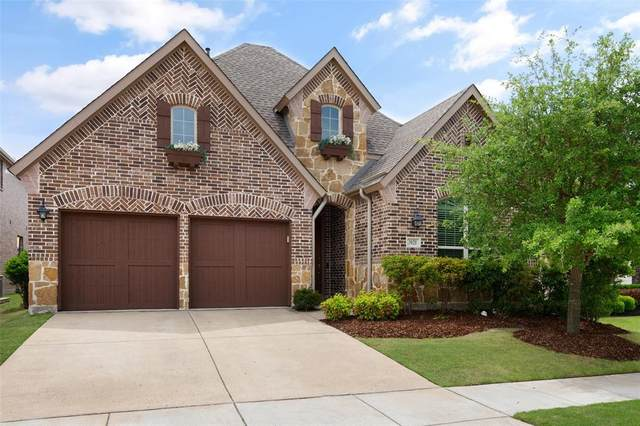 3020 Avondale, The Colony, TX 75056 (MLS #14558390) :: The Mauelshagen Group