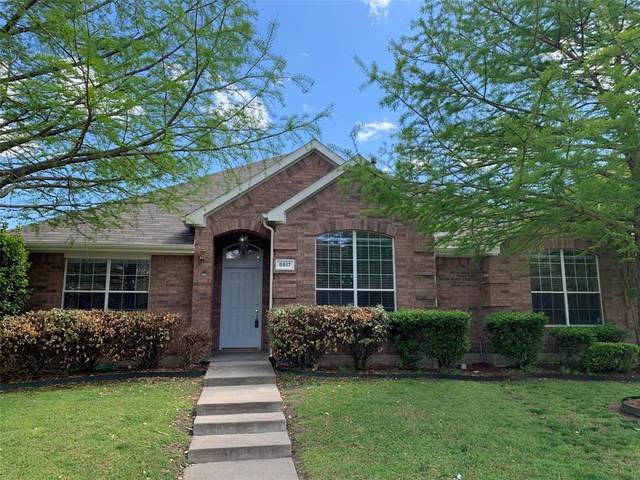 5917 Pine Meadow Lane, Mckinney, TX 75070 (MLS #14558454) :: The Daniel Team