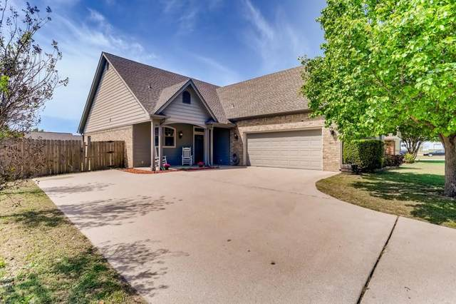 110 Rachel Road, Weatherford, TX 76086 (MLS #14558478) :: The Mitchell Group