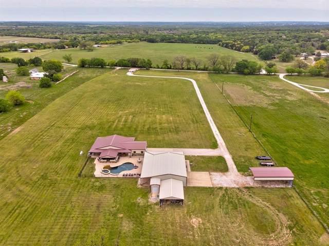 1007 Marigold Court, Granbury, TX 76049 (MLS #14558487) :: Wood Real Estate Group