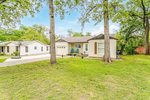 912 Red Oak Lane, River Oaks, TX 76114 (MLS #14558507) :: The Chad Smith Team