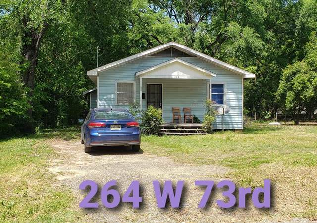 264 W 73rd Street, Shreveport, LA 71106 (MLS #14558528) :: The Hornburg Real Estate Group