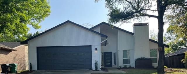3624 Wessex Court, Denton, TX 76210 (MLS #14558565) :: The Mauelshagen Group