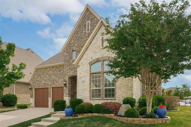 2616 Virginia Parkway, Flower Mound, TX 75022 (MLS #14558581) :: Wood Real Estate Group