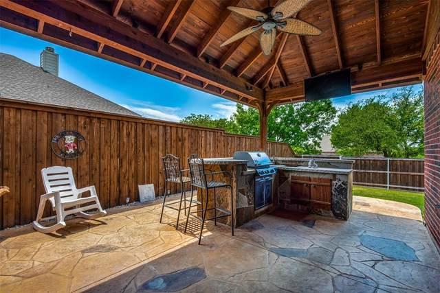 2821 Starshine Drive, Little Elm, TX 75068 (MLS #14558597) :: The Chad Smith Team
