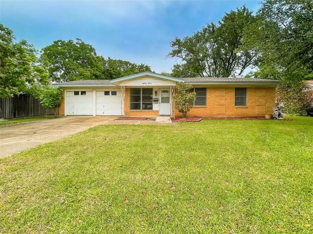1815 Highland Drive, Carrollton, TX 75006 (MLS #14558607) :: Wood Real Estate Group
