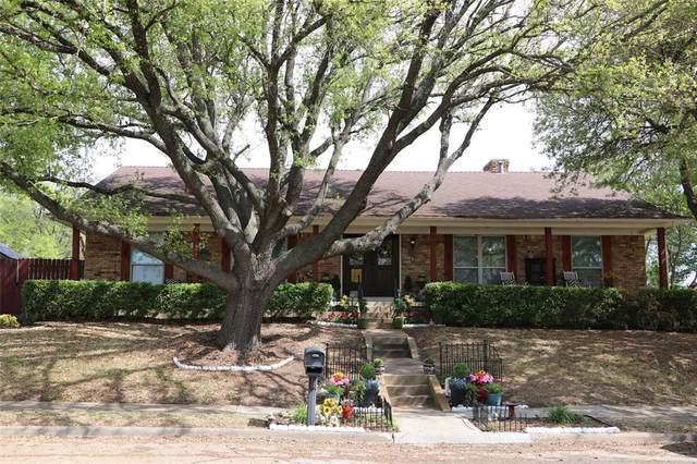 1414 Stony Brook Lane, Garland, TX 75043 (MLS #14558619) :: Results Property Group