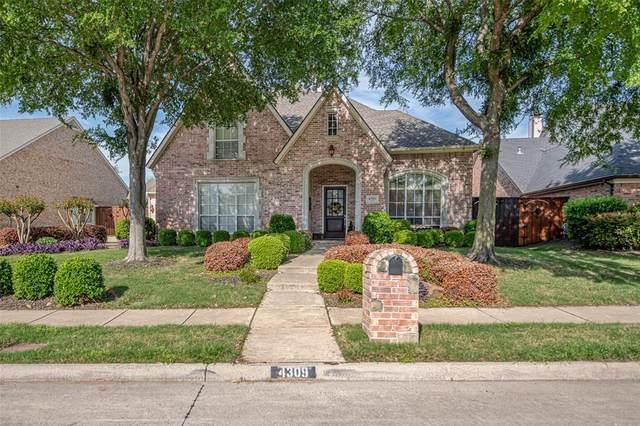 4309 Robbins Drive, Carrollton, TX 75010 (MLS #14558625) :: Real Estate By Design