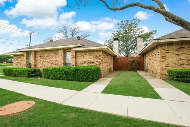2302 Carol Good Lane, Carrollton, TX 75006 (MLS #14558630) :: Wood Real Estate Group