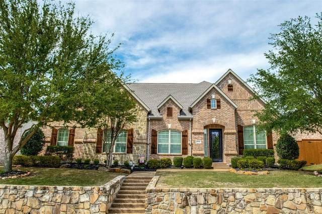 1834 Olney Drive, Allen, TX 75013 (MLS #14558640) :: RE/MAX Landmark