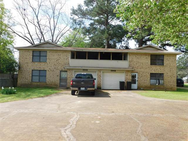 104 Redbud Lane, Quitman, TX 75783 (MLS #14558649) :: The Kimberly Davis Group