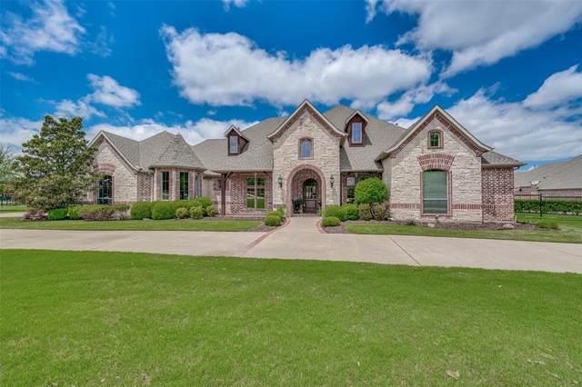 1601 Blue Forest Drive, Prosper, TX 75078 (MLS #14558690) :: EXIT Realty Elite