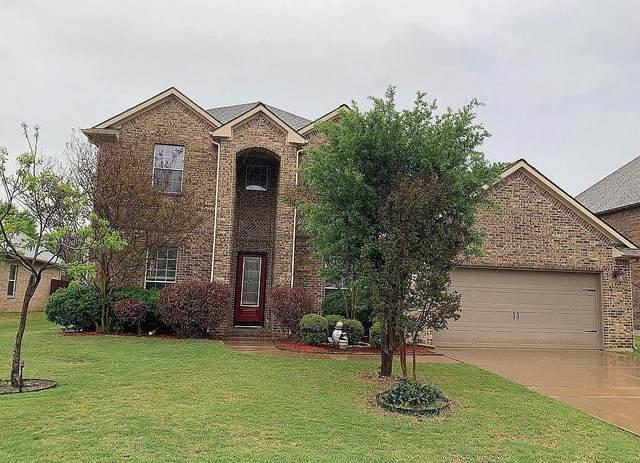 4511 Woodcrest Lane, Mansfield, TX 76063 (MLS #14558699) :: The Mitchell Group