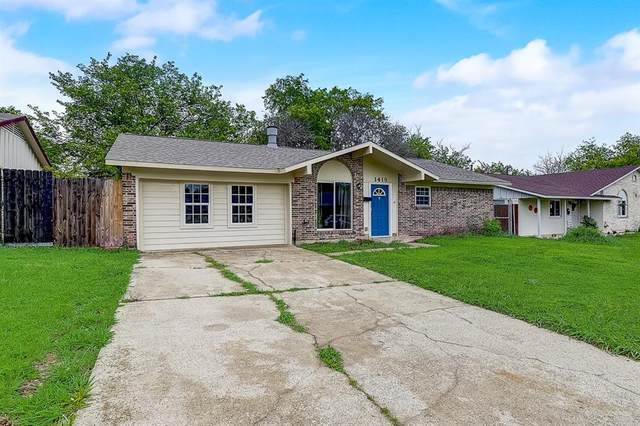 1419 Ridgecrest Drive, Plano, TX 75074 (MLS #14558726) :: Jones-Papadopoulos & Co