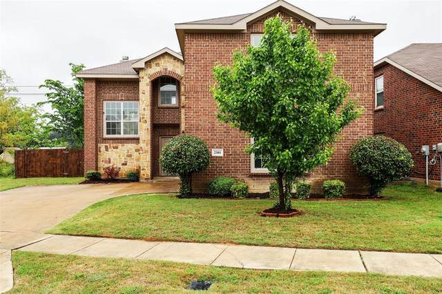 2301 Saffron Lane, Arlington, TX 76010 (MLS #14558747) :: All Cities USA Realty