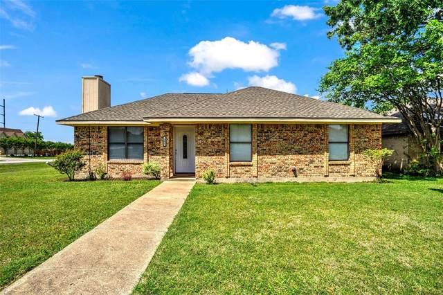 101 Windsor Drive, Wylie, TX 75098 (MLS #14558752) :: VIVO Realty