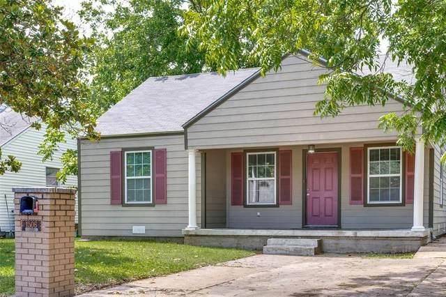 1506 Melbourne Avenue, Dallas, TX 75224 (MLS #14558755) :: Real Estate By Design