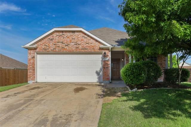 203 Bear Trail, Waxahachie, TX 75165 (MLS #14558763) :: The Mauelshagen Group