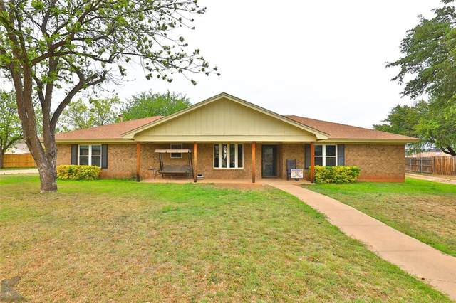 10 Hedges Road, Abilene, TX 79605 (MLS #14558781) :: Wood Real Estate Group