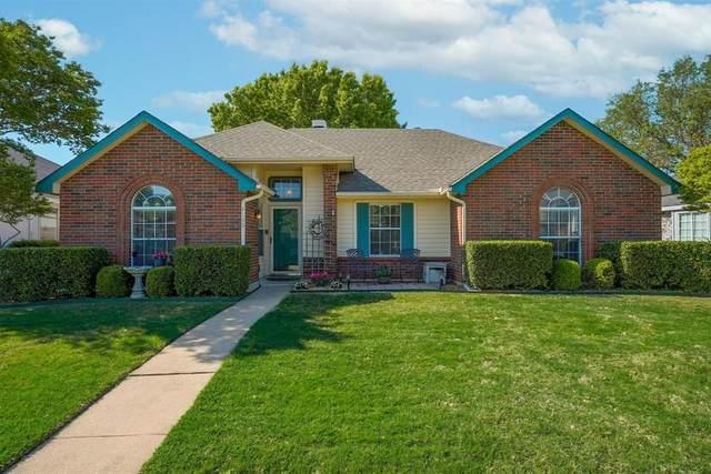 4105 Clary Drive, The Colony, TX 75056 (MLS #14558802) :: Trinity Premier Properties