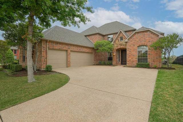 6545 Terrace Drive, The Colony, TX 75056 (MLS #14558803) :: Jones-Papadopoulos & Co