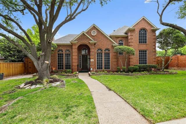 100 Woodcrest Lane, Coppell, TX 75019 (MLS #14558804) :: Team Hodnett