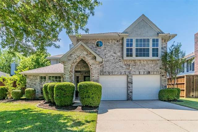5202 Brettenmeadow Drive, Grapevine, TX 76051 (MLS #14558811) :: The Kimberly Davis Group