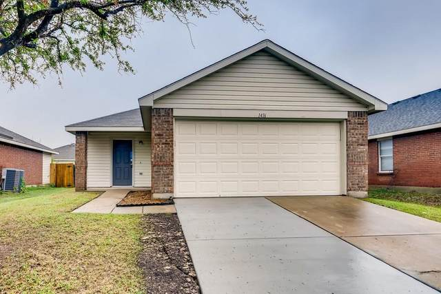 1416 Queens Brook Lane, Fort Worth, TX 76140 (MLS #14558854) :: Jones-Papadopoulos & Co