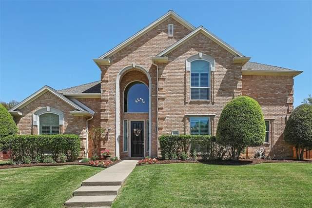 3828 Peppertree Drive, Carrollton, TX 75007 (MLS #14558890) :: The Chad Smith Team