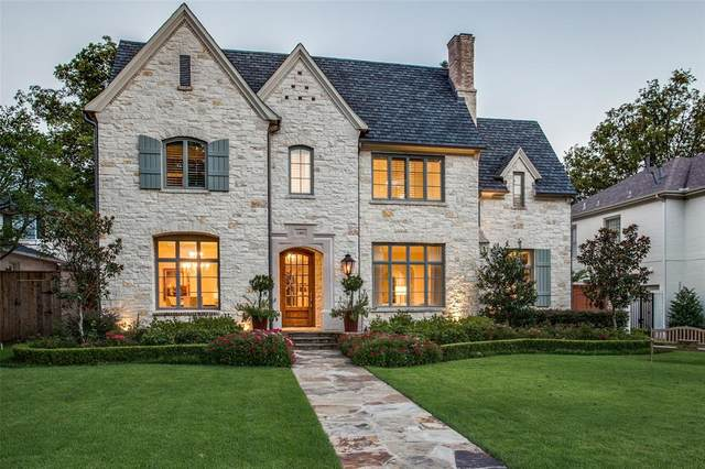 3405 Marquette Street, University Park, TX 75225 (MLS #14558903) :: DFW Select Realty