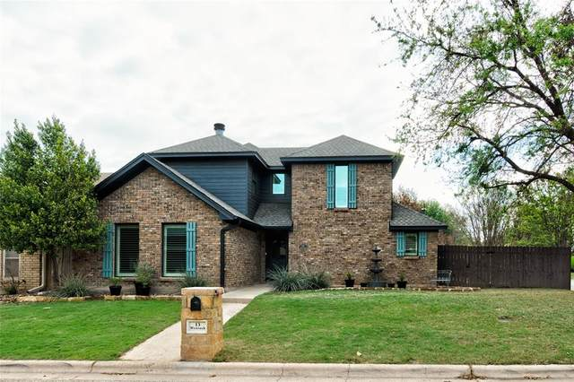 13 Wynrush Circle, Abilene, TX 79606 (MLS #14558910) :: Results Property Group