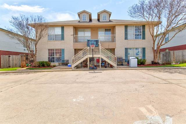 609 Race Street, Crowley, TX 76036 (MLS #14558935) :: The Mitchell Group