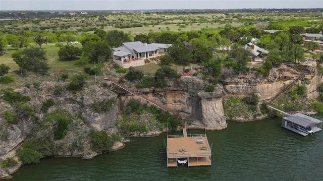 1011 Mesquite Ridge, Possum Kingdom Lake, TX 76449 (MLS #14558956) :: EXIT Realty Elite
