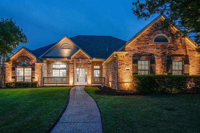 544 Unbridled Lane, Keller, TX 76248 (MLS #14558969) :: VIVO Realty
