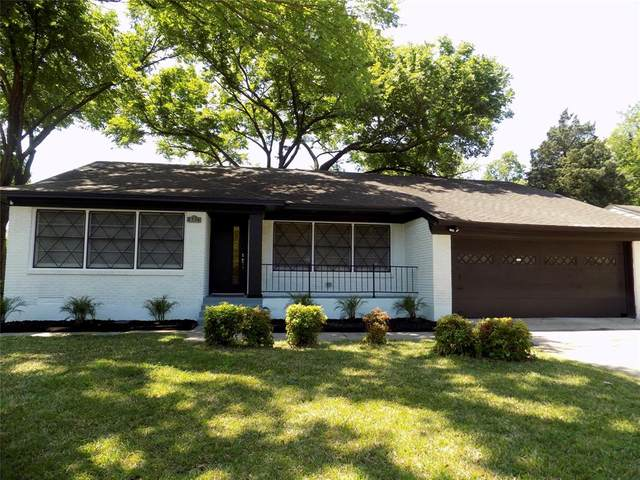 2730 Tisinger Avenue, Dallas, TX 75228 (MLS #14558974) :: The Mauelshagen Group