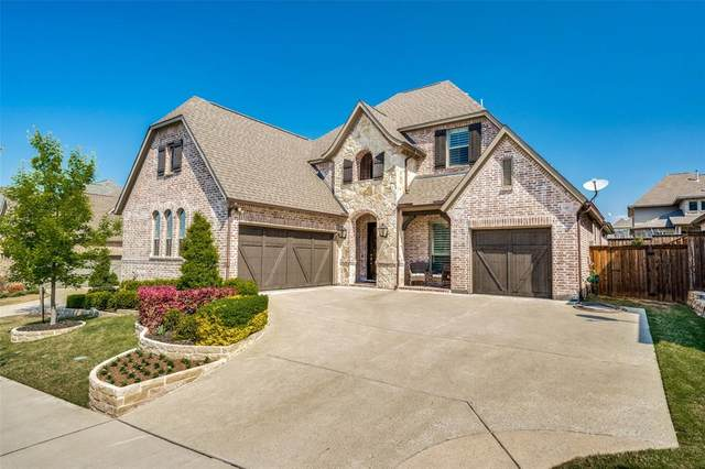 968 Barbelle Avenue, Frisco, TX 75036 (MLS #14558976) :: Wood Real Estate Group