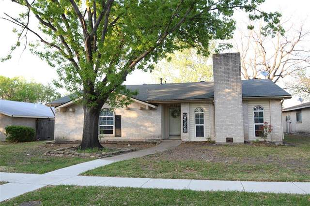 3121 Barton Road, Carrollton, TX 75007 (MLS #14558989) :: The Rhodes Team