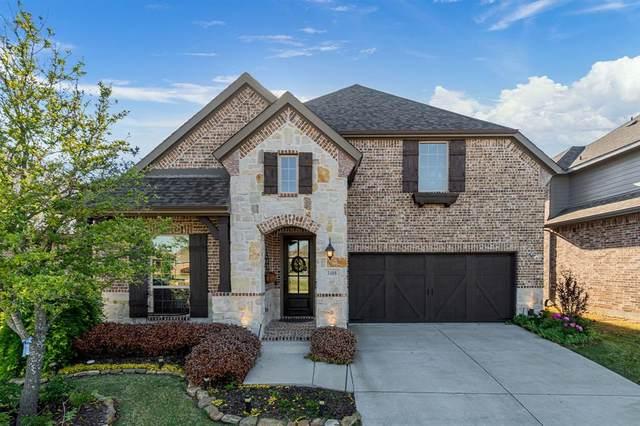 3408 Meridian Avenue, Celina, TX 75009 (MLS #14558999) :: Wood Real Estate Group
