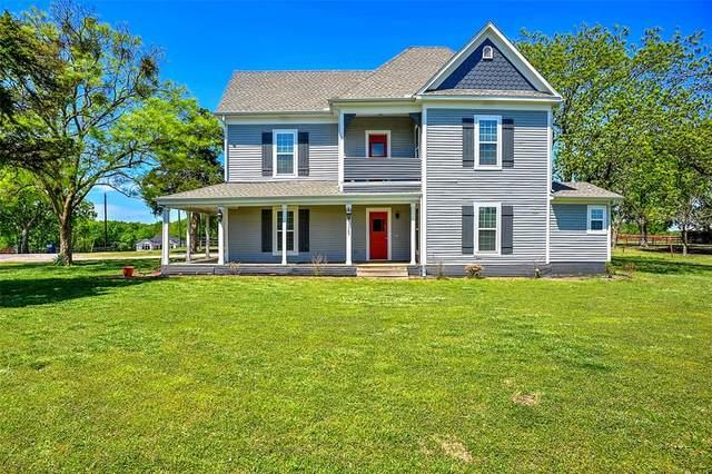 3365 Bennett Road, Howe, TX 75459 (MLS #14559002) :: Real Estate By Design