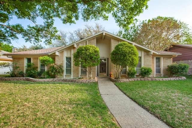 1100 Edgewood Drive, Richardson, TX 75081 (MLS #14559003) :: The Daniel Team
