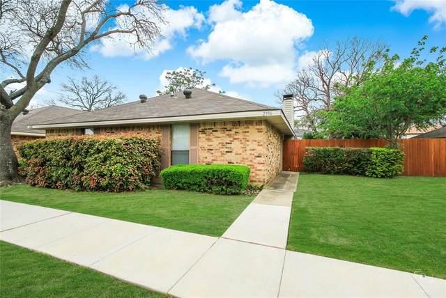 2306 Carol Good Lane, Carrollton, TX 75006 (MLS #14559021) :: Wood Real Estate Group