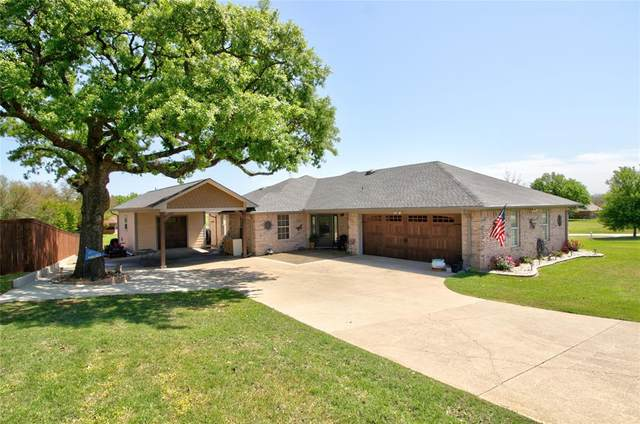 205 Cocopa Drive, Lake Kiowa, TX 76240 (MLS #14559027) :: The Mauelshagen Group