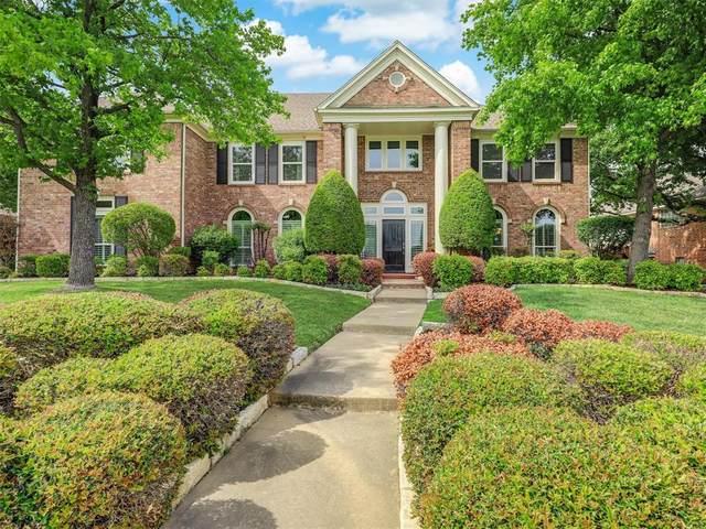 165 W Chapel Downs Drive, Southlake, TX 76092 (MLS #14559042) :: Wood Real Estate Group