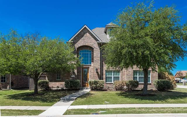 13495 Juneau Street, Frisco, TX 75033 (MLS #14559047) :: The Rhodes Team