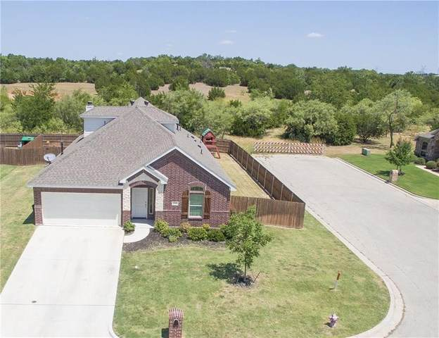 2225 Louis Trail, Weatherford, TX 76087 (MLS #14559053) :: The Mitchell Group