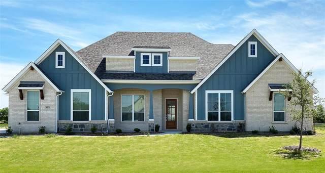 1879 Ryder Lee Lane, Waxahachie, TX 75165 (MLS #14559067) :: The Mauelshagen Group