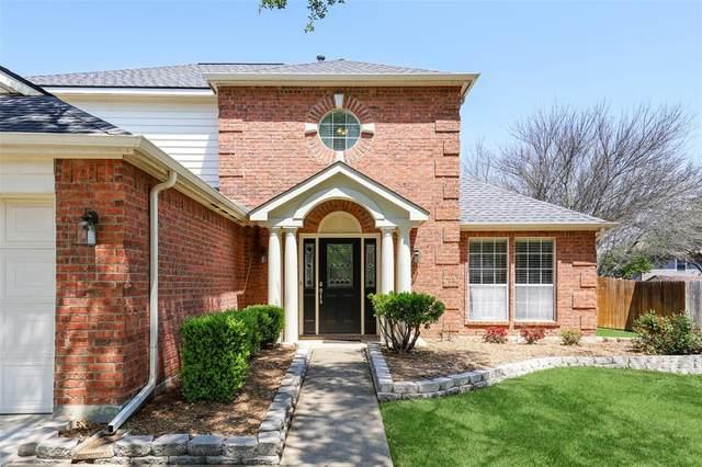 1528 Lindby Drive, Flower Mound, TX 75028 (MLS #14559084) :: VIVO Realty