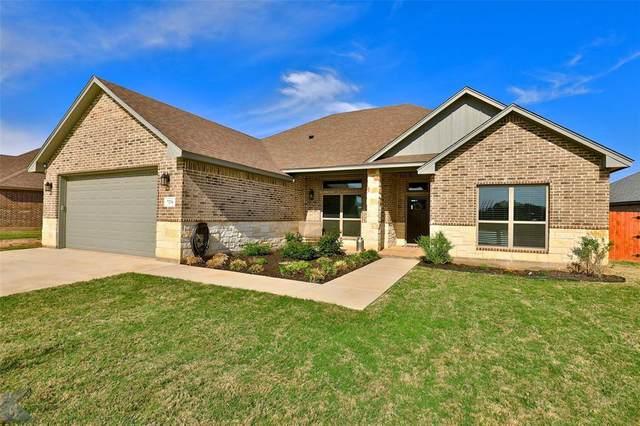 7234 Tuscany Drive, Abilene, TX 79606 (MLS #14559086) :: Wood Real Estate Group