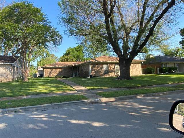 3327 Kensington Drive, Mesquite, TX 75150 (MLS #14559140) :: The Mauelshagen Group