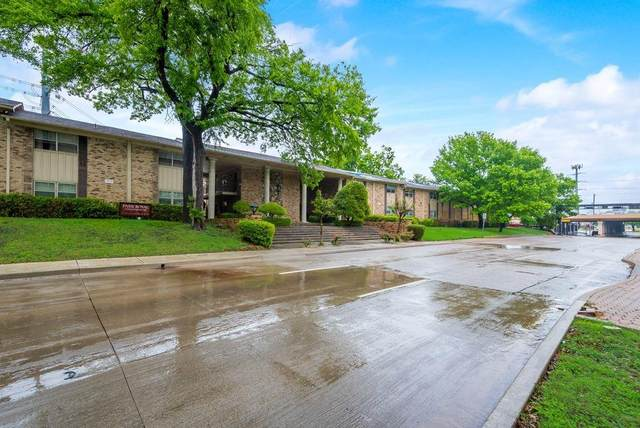 7929 Royal Lane #206, Dallas, TX 75230 (MLS #14559142) :: Trinity Premier Properties